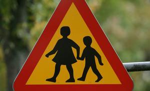 Byggs det en förskola i Vibytorp, Hallsberg, så kommer trafiksituationen i området att bli än farligare.
