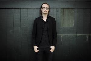 Matti Ollikainen, sångare i Franska Trion. Foto: Erik Simander/TT
