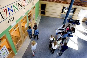 Internationella engelska skolan i Täby.
