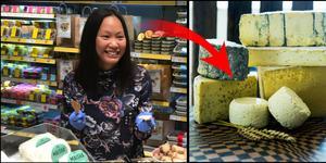 Anna Lundström träffade sin drömkille Johannes, som visade sig vara vegan. Hon blev själv vegan, men hon saknade ost så mycket att hon skapade sin egen.