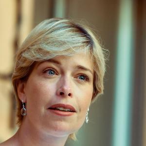 Socialminister Annika Strandhäll (S) var sammankallande i den så kallade pensionsgruppen.