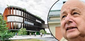 Gert Wingårdh har ännu aldrig besökt Borlänge.