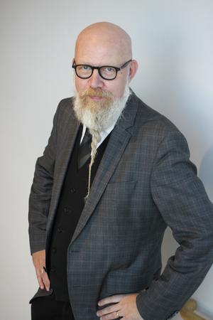 Daniel Nordström, VLT:s chefredaktör och ansvarige utgivare.