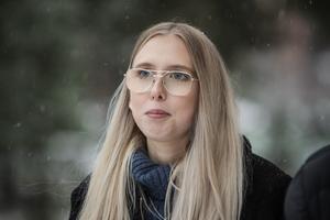 Sandra Hedlund vill aldrig mer sätta sin fot i Bollebacken.