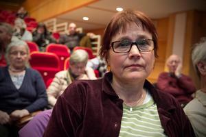 Clara Witthoff ger sitt stöd och fulla förtroende till Fjällbyns gymnasieskola.