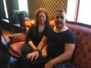 Lotta Larsson och Michael Kasari har som mål att återskapa miljön och den gamla stämningen från puben. Och det är många som har väntat.