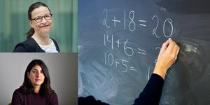 """""""Det är nu dags att hela samhället kraftsamlar. Synen på skolan och vikten av kunskap måste uppvärderas"""" skriver Anna Ekström (S), utbildningsminister och Roza Güclü Hedin (S), riksdagsledamot."""