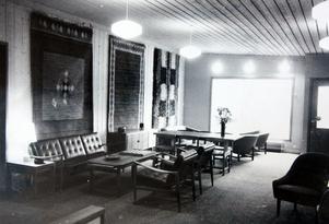 Möbelmodet från 1960-talet har vissa likheter med dagens. Foto: Privat