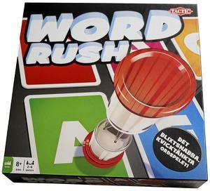 Word Rush.