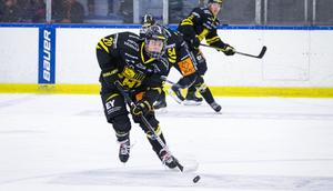 Oscar Tellström lämnar Umeålaget Vännäs för Luleå. Bild: Henrik Karmehag/VK