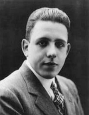 Francis Poulenc 1922. Foto: Joseph Rosmand