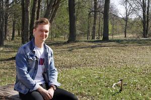 Jonathan Löwstedt har tillsammans med andra på filmutbildningen i Falun gjort en film om The Whos konsert i nu sedan länge nedlagda Kungsparken.