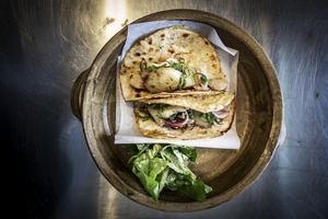 Maten som ska serveras kommer att lagas på lokalproducerade råvaror.