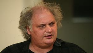 Dala-Demokratens chefredaktör Göran Greider (S).Foto: Anders Abrahamsson