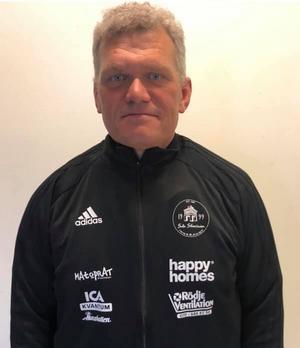Jan Östlund, ny assisterande tränare. Foto: Sala Silverstadens facebook