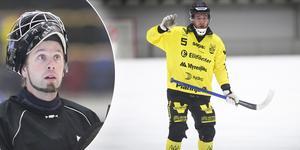 Jussi Aaltonen och Pontus Blomberg. Bild: Arkiv