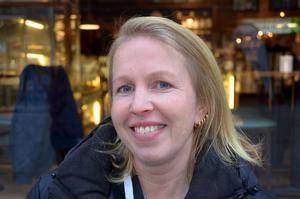 Linda Wie, 41 år, undersköterska, Nedansjö: