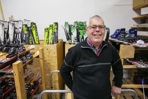 """""""Kunderna ger mig så mycket energi tillbaka"""", säger Hasse Ekblom."""