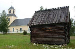 I Bodsjö börjar dagen med andakt i Boddas bönhus. foto: Ingvar Ericsson
