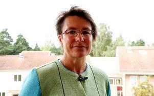 Och Birgitta Sacrédeus (KD) höll var sin presskonerens under fullmäktiges l lunch i går.