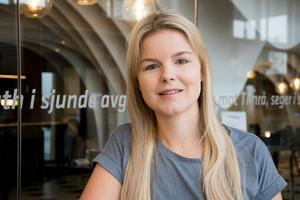 Miwa Karlsson är vd för det nystartade bolaget, Attityd Nordic AB.