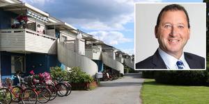Ulf Rohlén, vd vid Öbo, berättar att det kommunala fastighetsbolaget tagit till sig av kritiken från boende på bland annat Tunnlandsgatan på Väster. Nu införs återflyttningsrabatter.