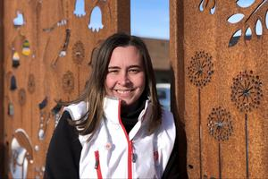 Linda-Maria Anttila (S). Bild: Pressbild Socialdemokraterna