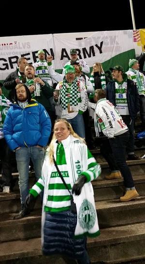 Katarina Rosenberg är en av Kalles tre döttrar. Foto: Privat
