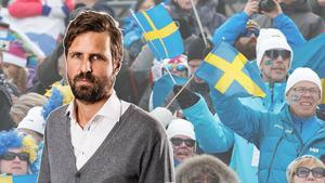 Mittmedias sportchef Henning Johannesson.