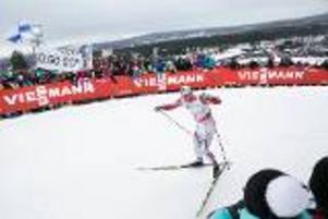Falun ordnade Skid-VM 2015. En del av vinsten i VM-bolaget går nu till föreningar med aktiviteter för barn och ungdomar. Bidrag delas ut sedan 2017. Arkivbild: Lars Dafgård