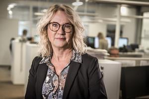 Helena Nyman, chefredaktör och ansvarig utgivare DT.