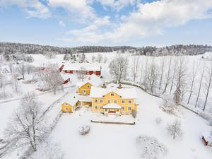 Valåkers gård var det dyraste objektet som såldes i Södertälje kommun under fjolåret. Foto: Christian Boo