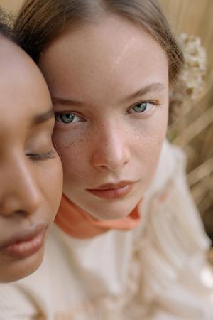 Kiseri och Wilma, av Zandra. Foto: Zandra Högberg