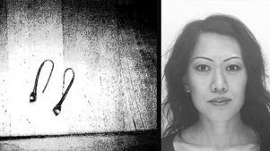 Den 10 januari 2017 anmälde Lena Wesström att hon utsatts för en misshandel av 44-åringen – som hon haft en kärleksrelation med. Bilden till vänster visar ett par örhängen som påstås ha gått sönder under våldsamheterna.