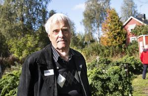 Sune Pettersson är en erfaren fäbodbrukare och har drivit sin fäbodvall i över 50 år.