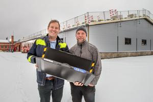 29 november. Feal i Horndal slår omsättningsrekord och fördubblar sina produktionslokaler meddelade Mats Sundstedt och Björne Stjärnsten.
