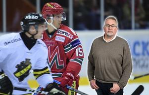 Sportens krönikör Per Hägglund hyllar Modos nyförvärv och blandar in både Beatles och Per-Åge Skröder i texten. Bild: Robbin Norgren