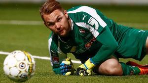 ÖSK-målvakten Oscar Jansson höll nollan och knep en straff.
