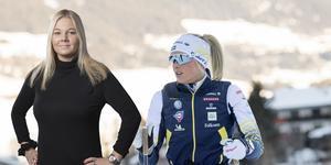Montage: Johan Axelsson/TT  Sportens skidredaktör om Frida Karlssons bragd: