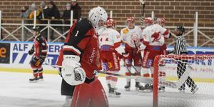 För första gången den här säsongen fick HHC åka av isen poänglösa.