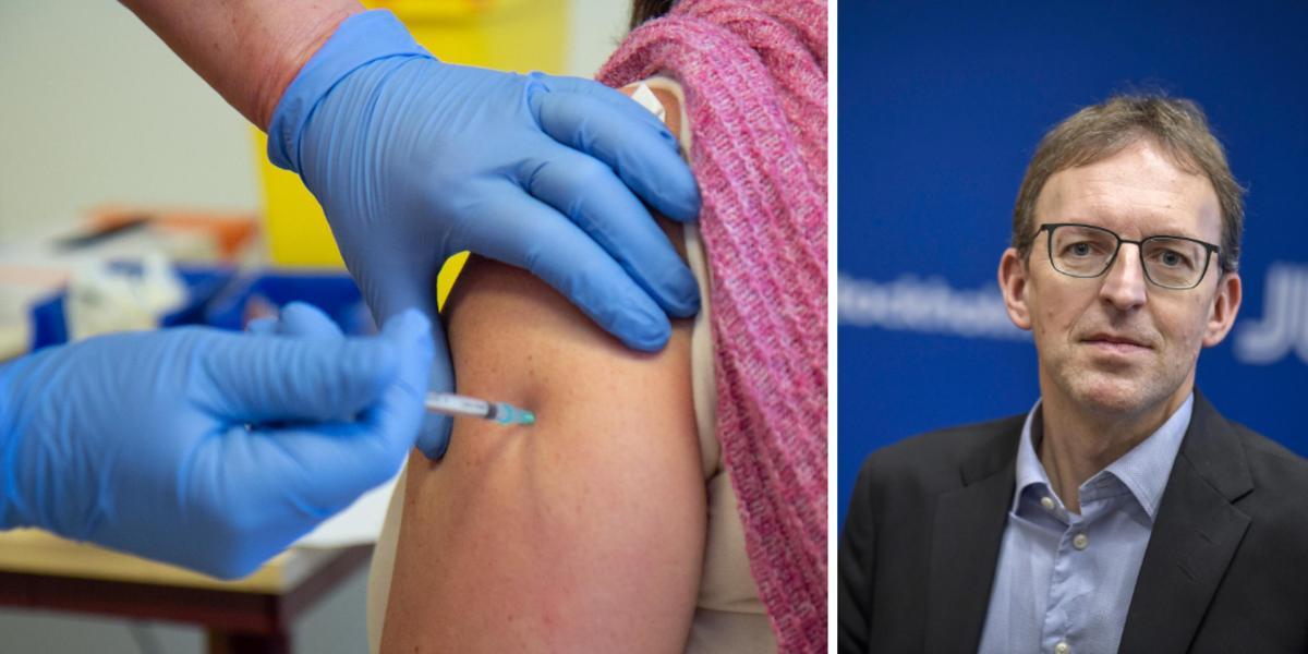 Region Stockholm: Planera semester efter vaccinering