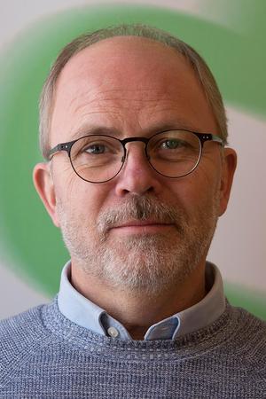 Stefan Wiborgh, ordförande regionstyrelsen Unionen. Foto: Pressbild.