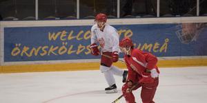 Örnsköldsviks back Nicklas Nordenberg åker med Modo till Skellefteå på onsdagen.