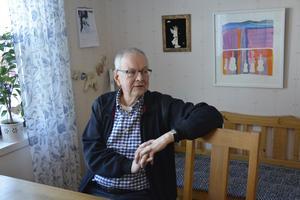 Jan Bergquist har varit aktiv i Brottsofferjouren i omkring 25 år.