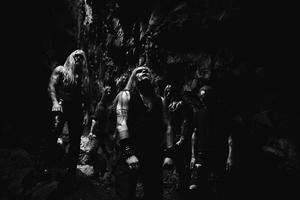 Norska Carpathian Sound är Gamrockens, hittills, största bokning. Bandet har spelat black metal ihop sedan 1992 och leds av frontmannen Nattefrost.  2018 planerar de att släppa ett nytt album. Foto: Pressbild