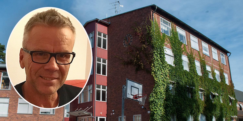 Rättviksskolan - en skola i bästa skolkommunen där Lars Kratz leder verksamheten.
