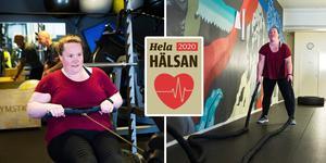 Varje vecka sammanfattar Helahälsan-deltagaren Stina Nordin veckan som gått med egna ord.