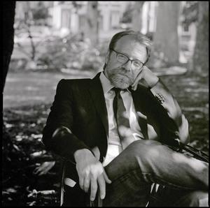 George Saunders studerade geofysik och arbetade som ingenjör innan författardebuten 1994. Han utsågs 2013 av tidskriften Time till en av världens hundra mest inflytelserika människor. Foto: David Crosby