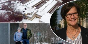 Maria Haglund (M) menar att kommunens regler för elevernas placering i olika grundskolor är för stelbenta.