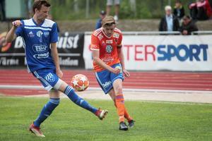 Viktor Roos hoppas på än bättre form under en friskare höst med Bollnäs GIF.